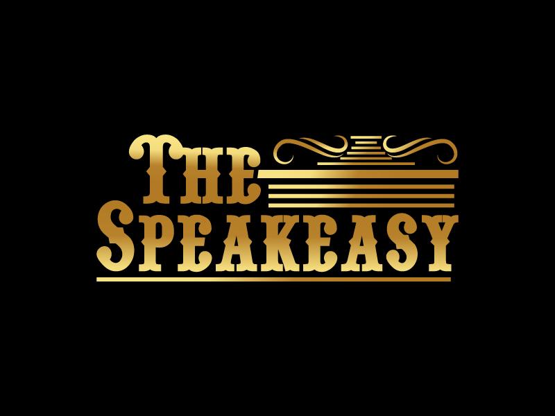 The Speakeasy logo design by Shailesh