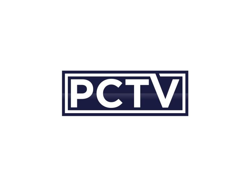 PCTV logo design by uptogood