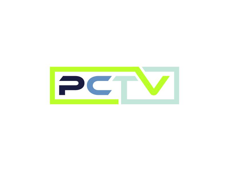 PCTV logo design by rokenrol