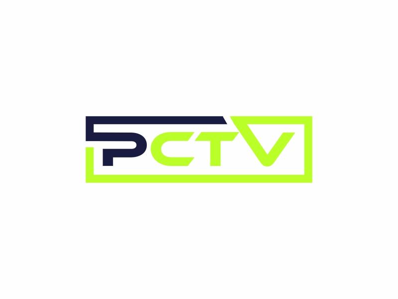 PCTV logo design by Greenlight