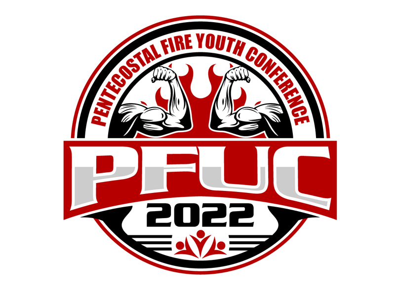 Pentecostal Fire Youth Conference 2022 logo design by DreamLogoDesign