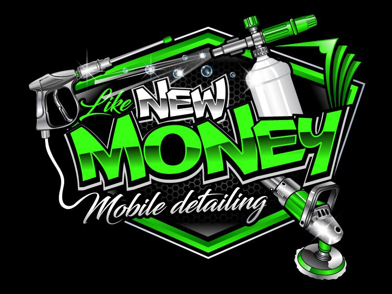 Like New Money logo design by uttam