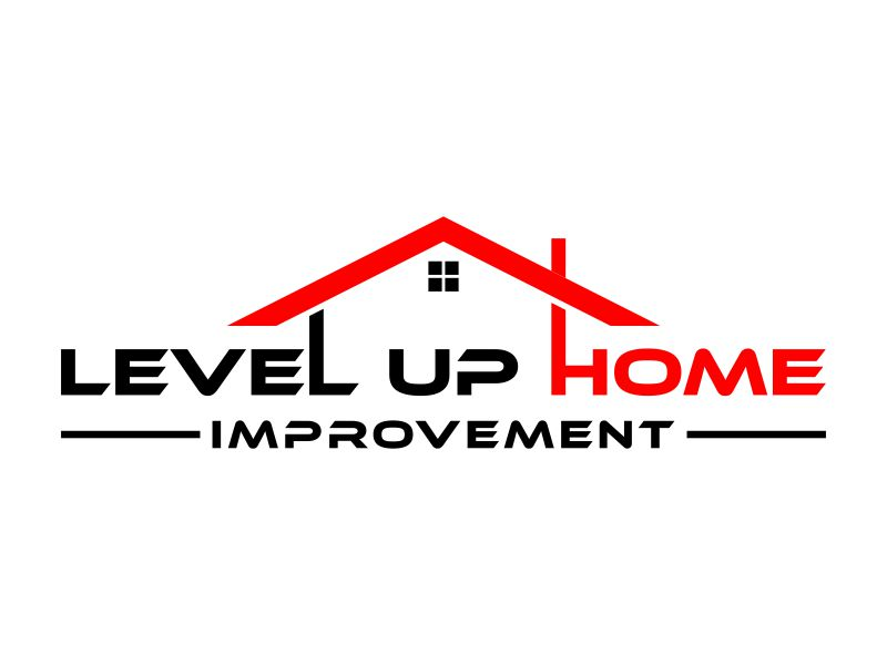 Level Up Home Improvement logo design by savana