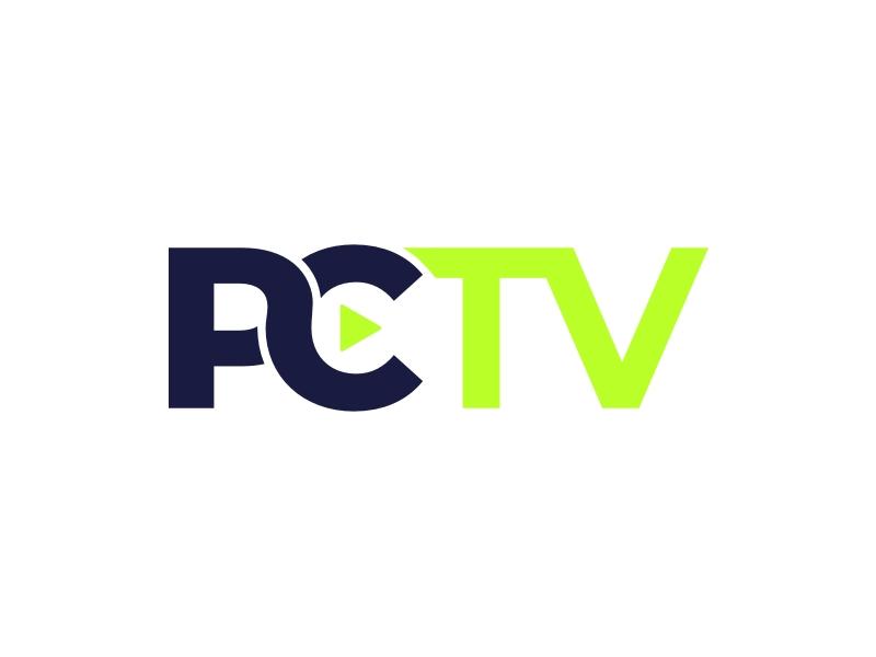 PCTV logo design by GemahRipah