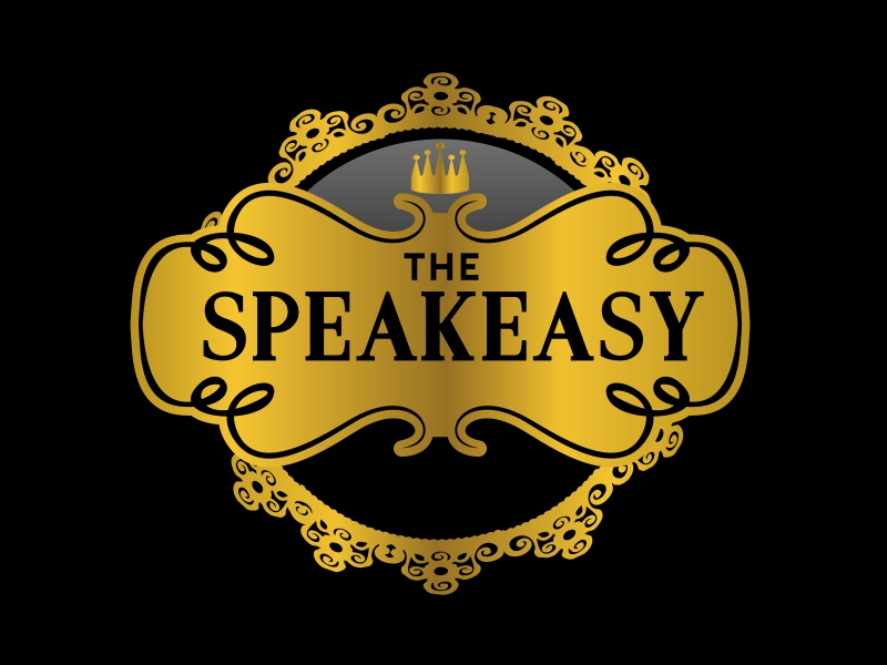 The Speakeasy logo design by serprimero