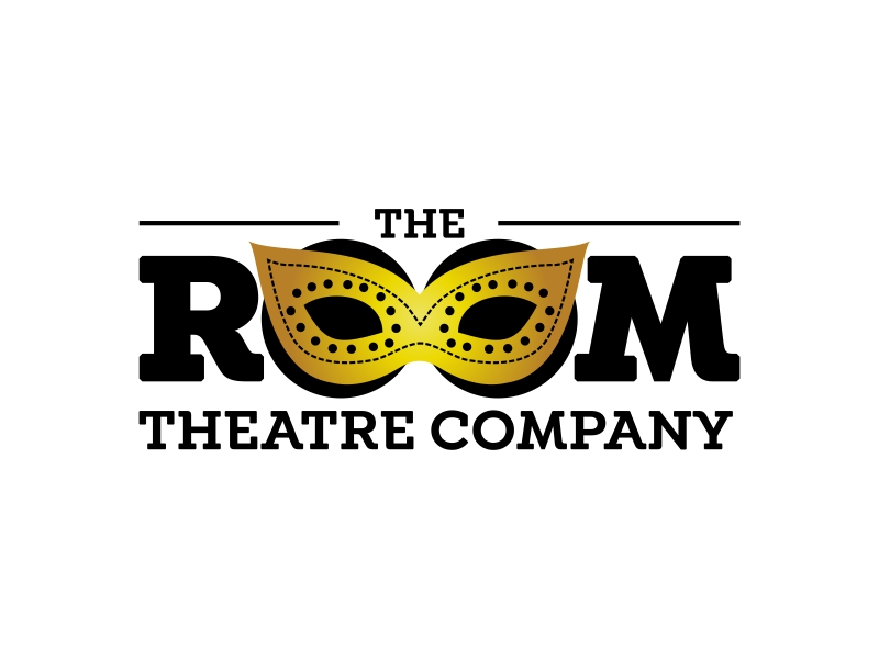 The Room Theatre Company logo design by ekitessar