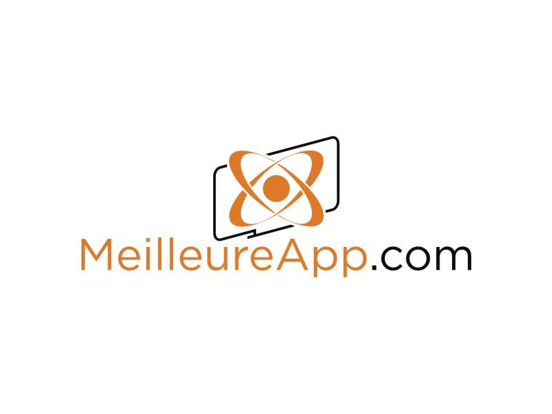 MeilleureApp.com logo design by RatuCempaka