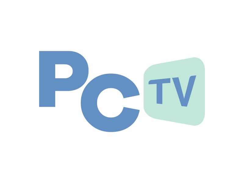 PCTV logo design by Kirito