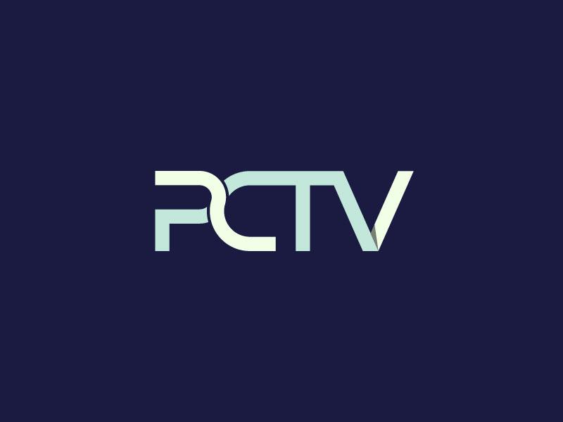 PCTV logo design by torresace