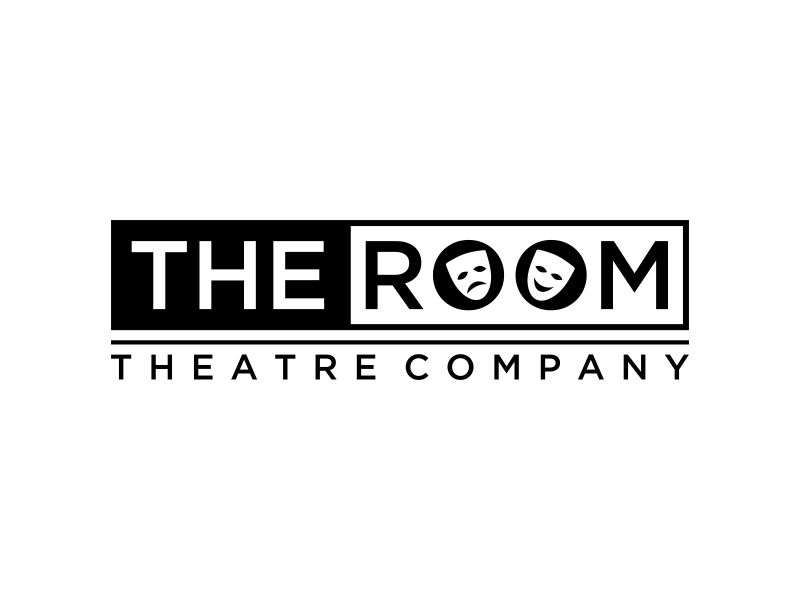 The Room Theatre Company logo design by mukleyRx
