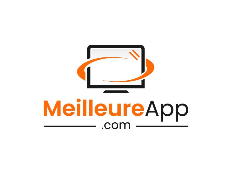 MeilleureApp.com logo design by akilis13