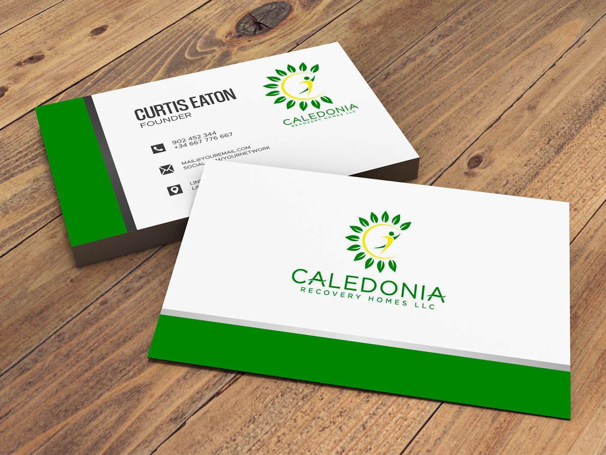 Caledonia Recovery Homes LLC logo design by kunejo