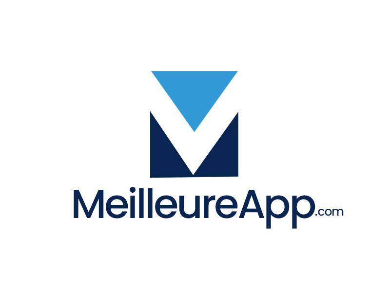 MeilleureApp.com logo design by kunejo