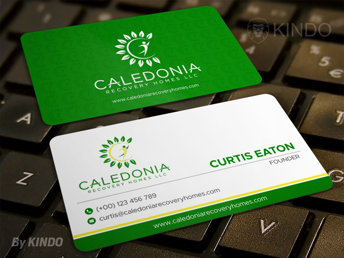 Caledonia Recovery Homes LLC logo design by Kindo