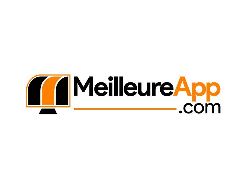 MeilleureApp.com logo design by axel182