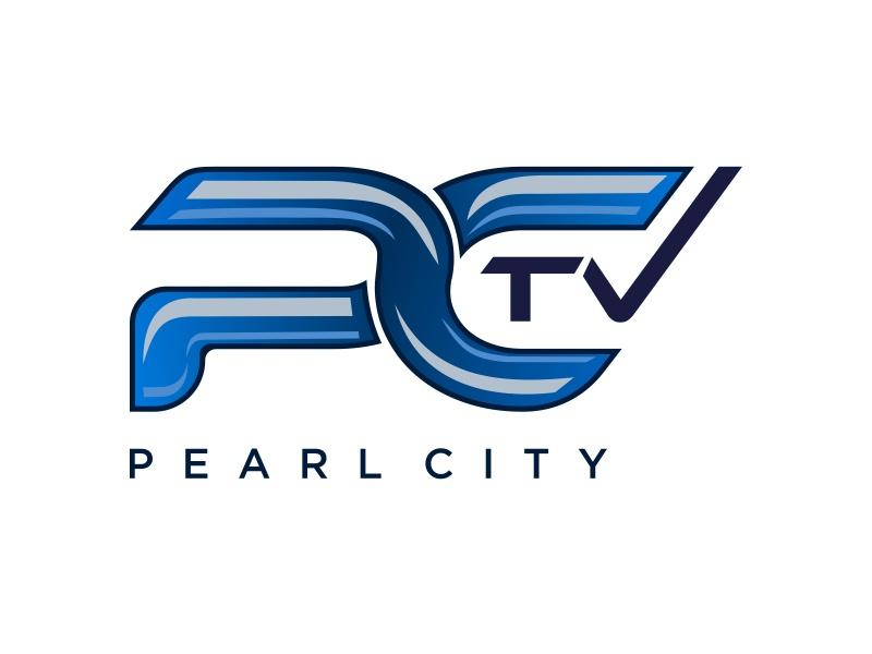 PCTV logo design by Mahrein