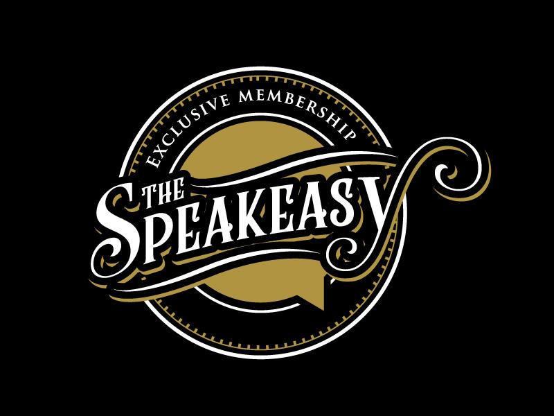 The Speakeasy logo design by aRBy