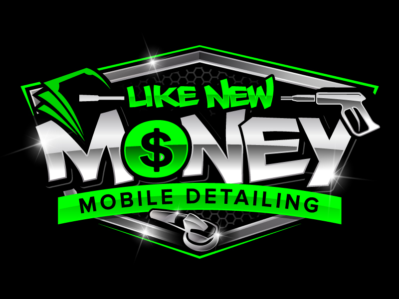 Like New Money logo design by jaize