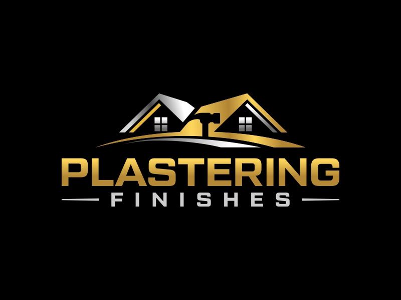 Plastering finishes logo design by ingepro