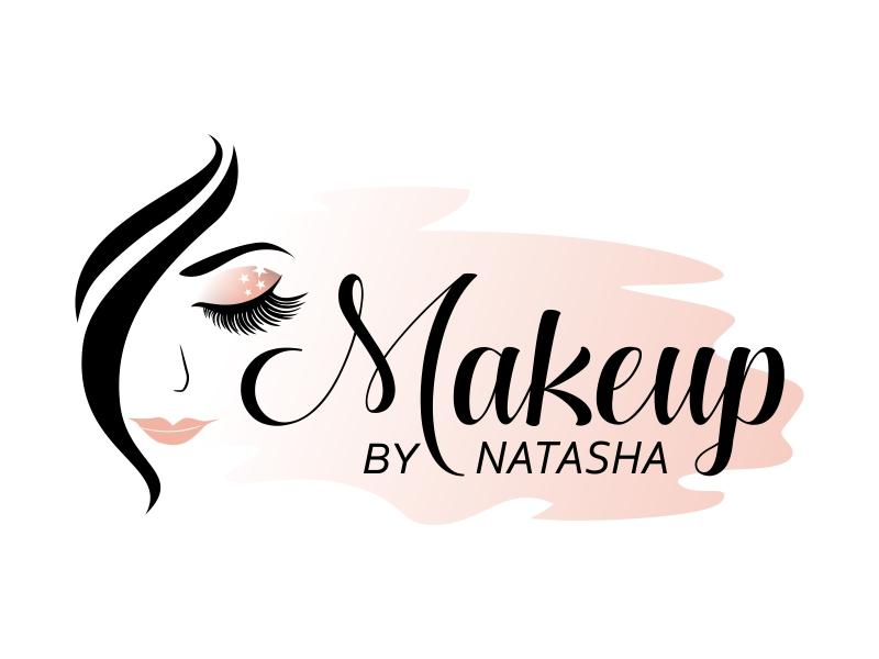 Makeup by Natasha logo design by ruki