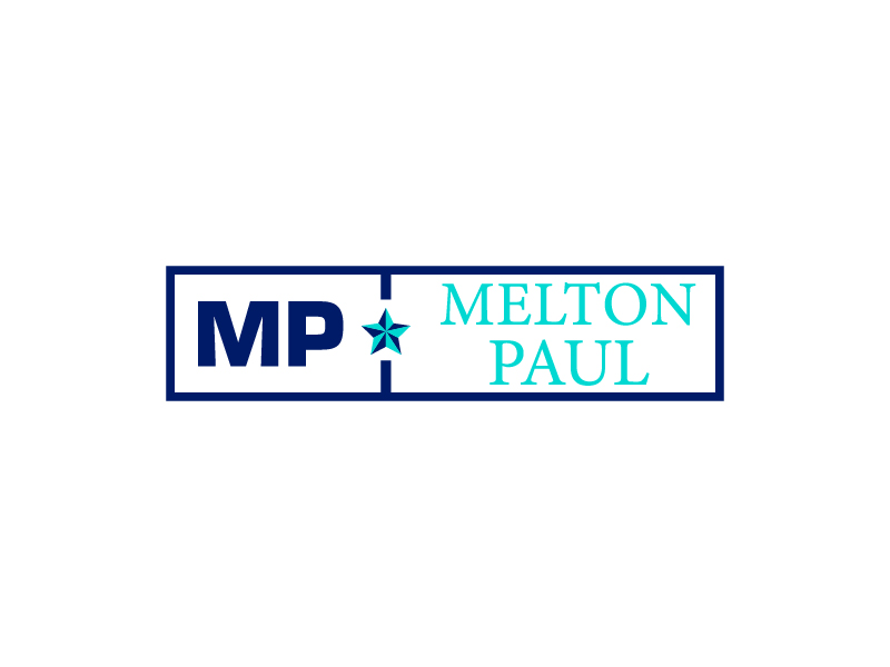 Melton Paul logo design by Shailesh