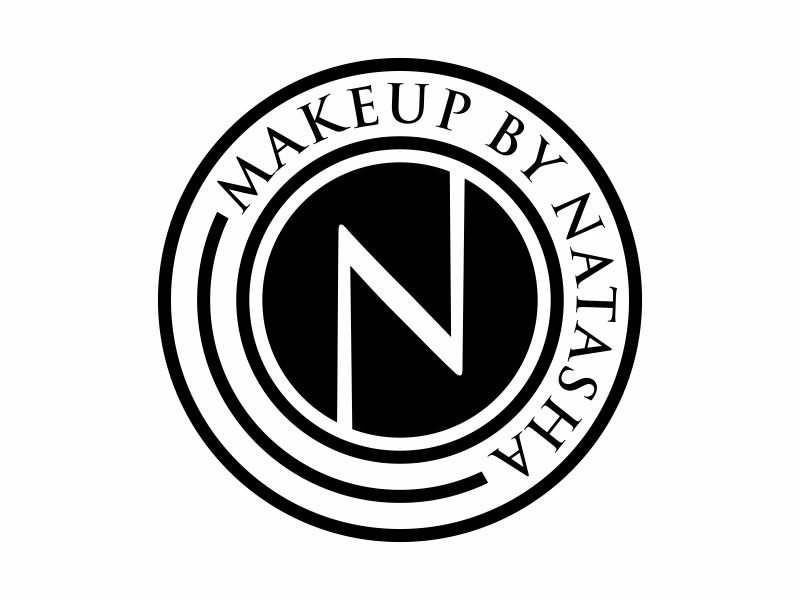 Makeup by Natasha logo design by y7ce