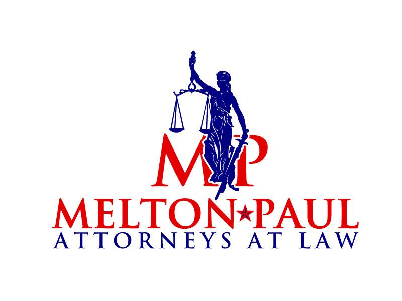 Melton Paul logo design by ElonStark