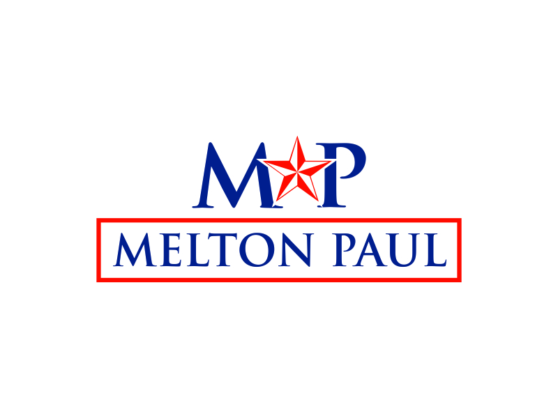 Melton Paul logo design by santrie