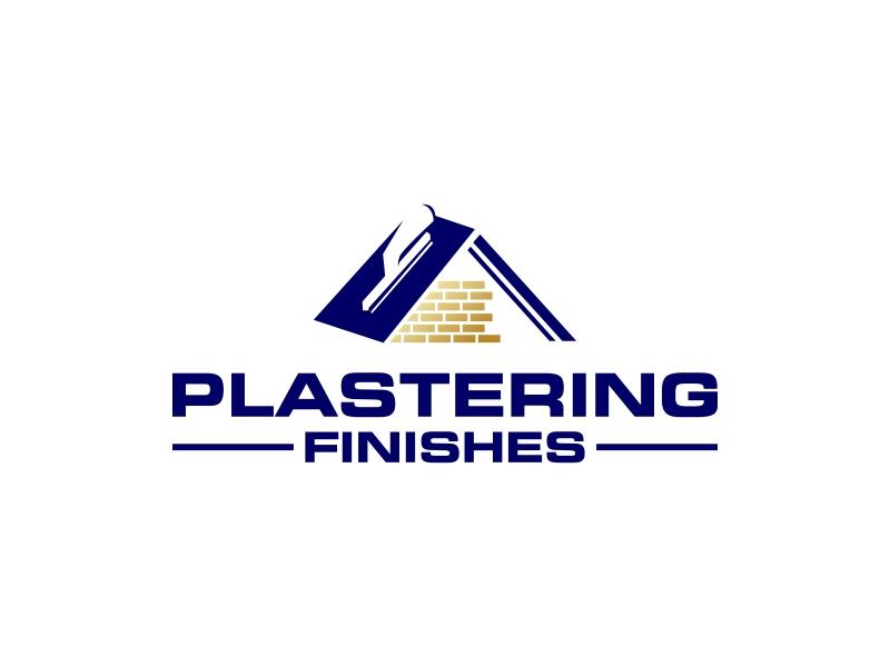 Plastering finishes logo design by IrvanB