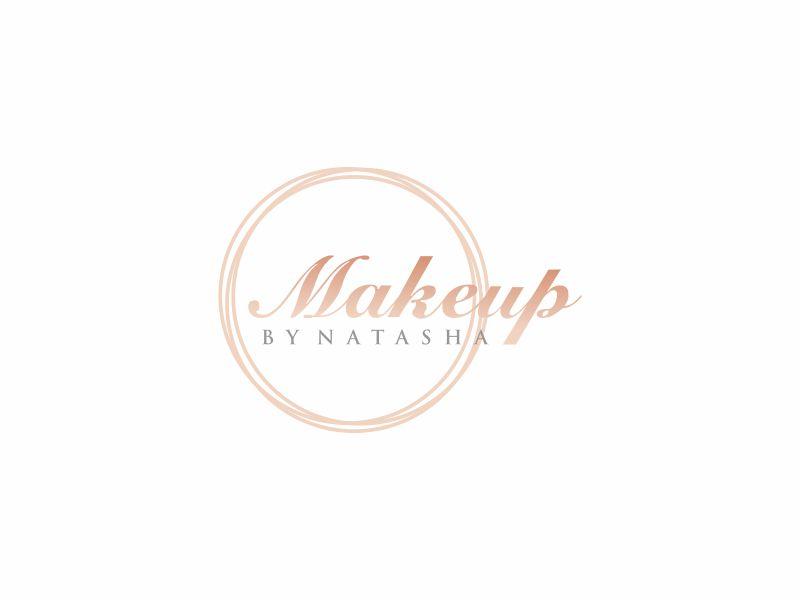 Makeup by Natasha logo design by Diponegoro_