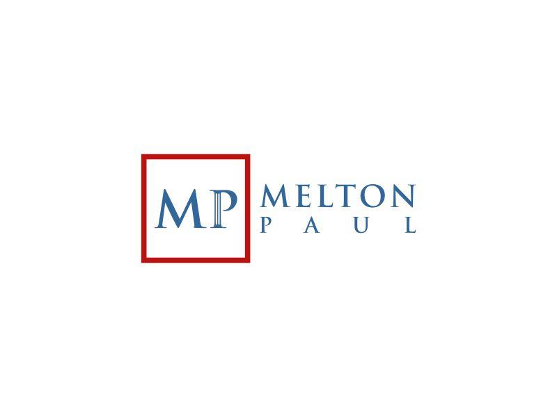 Melton Paul logo design by Diponegoro_