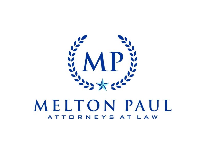 Melton Paul logo design by IrvanB