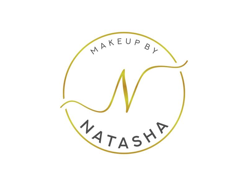 Makeup by Natasha logo design by IrvanB