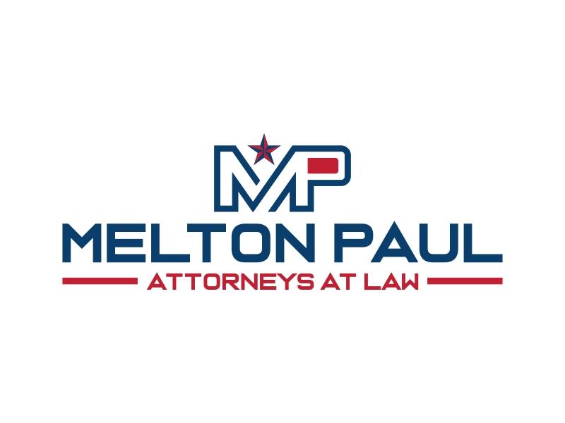 Melton Paul logo design by Kruger
