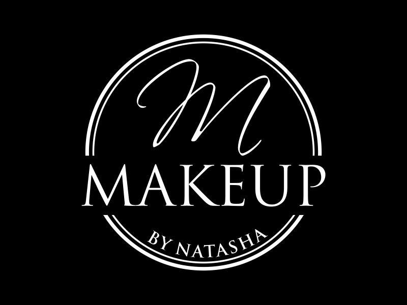 Makeup by Natasha logo design by rian38