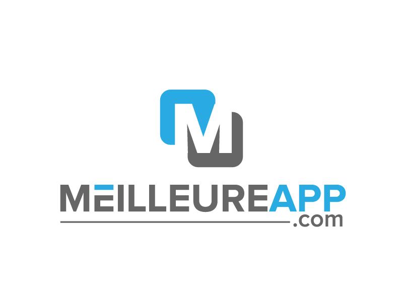 MeilleureApp.com logo design by jaize