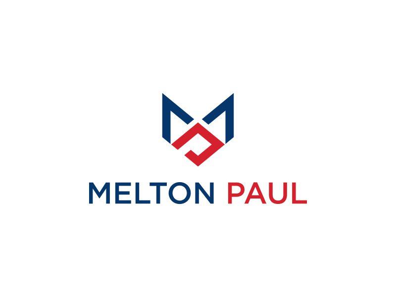 Melton Paul logo design by asani