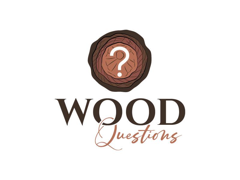 Wood Questions logo design by Bhaskar Shil