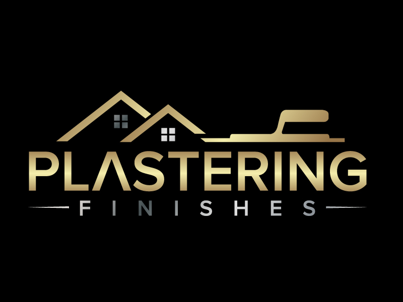 Plastering finishes logo design by jaize