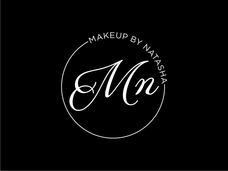 Makeup by Natasha logo design by sabyan