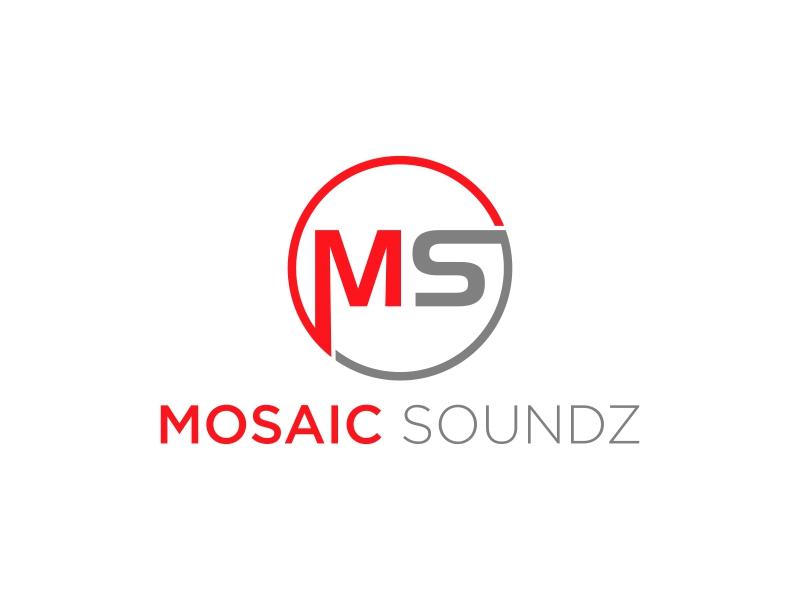 Mosaic Soundz logo design by luckyprasetyo