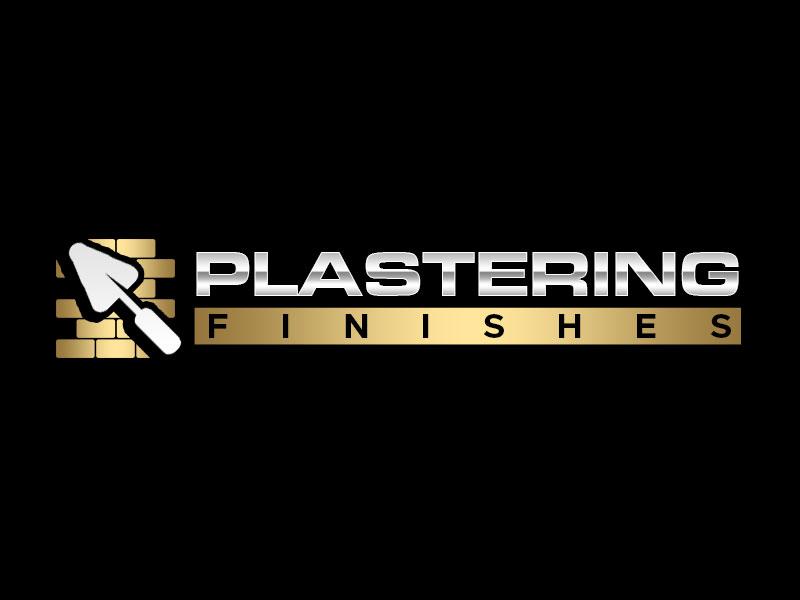 Plastering finishes logo design by kunejo