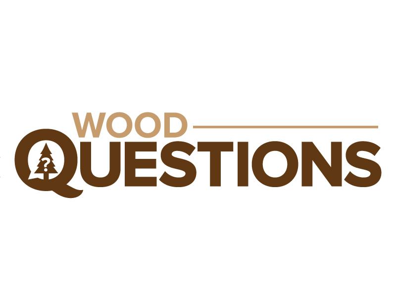 Wood Questions logo design by jaize