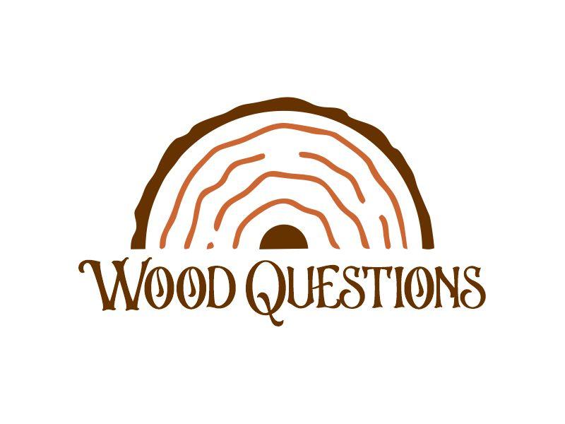 Wood Questions logo design by Gwerth