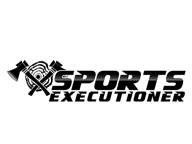 Sports Executioner logo design by ElonStark