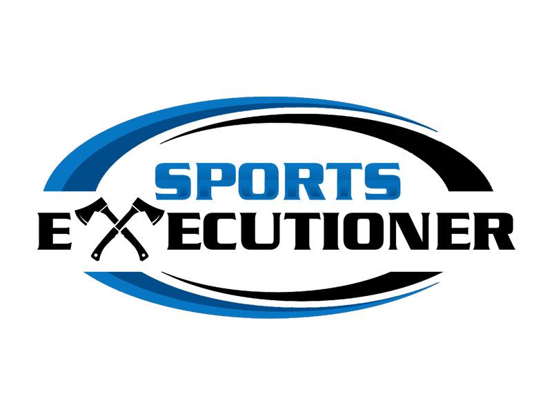Sports Executioner logo design by Bananalicious