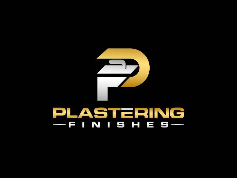 Plastering finishes logo design by usef44