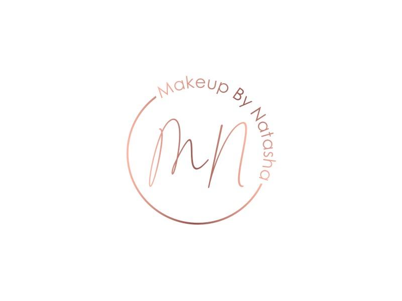 Makeup by Natasha logo design by sodimejo