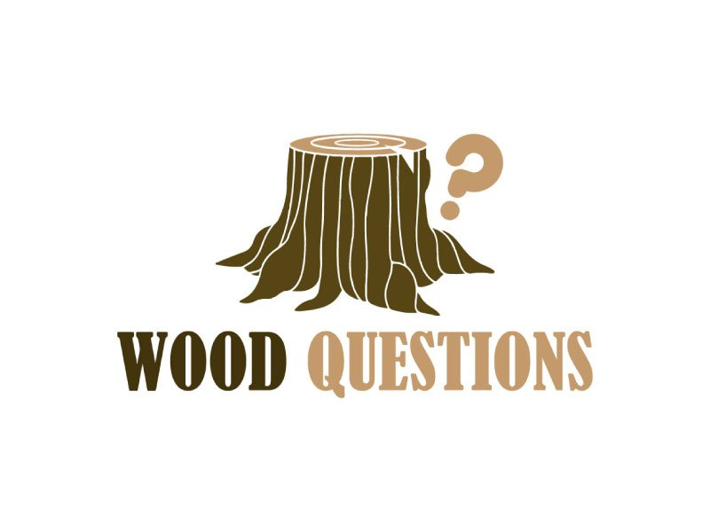 Wood Questions logo design by nona