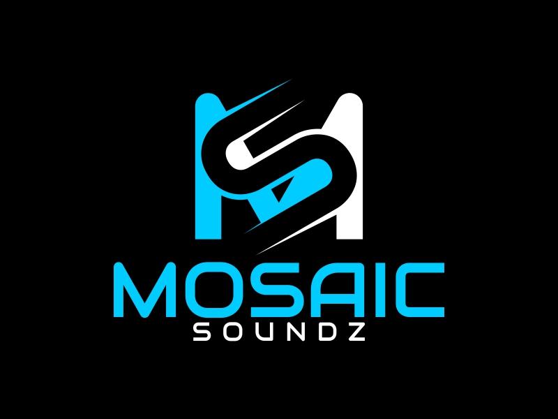 Mosaic Soundz logo design by ekitessar
